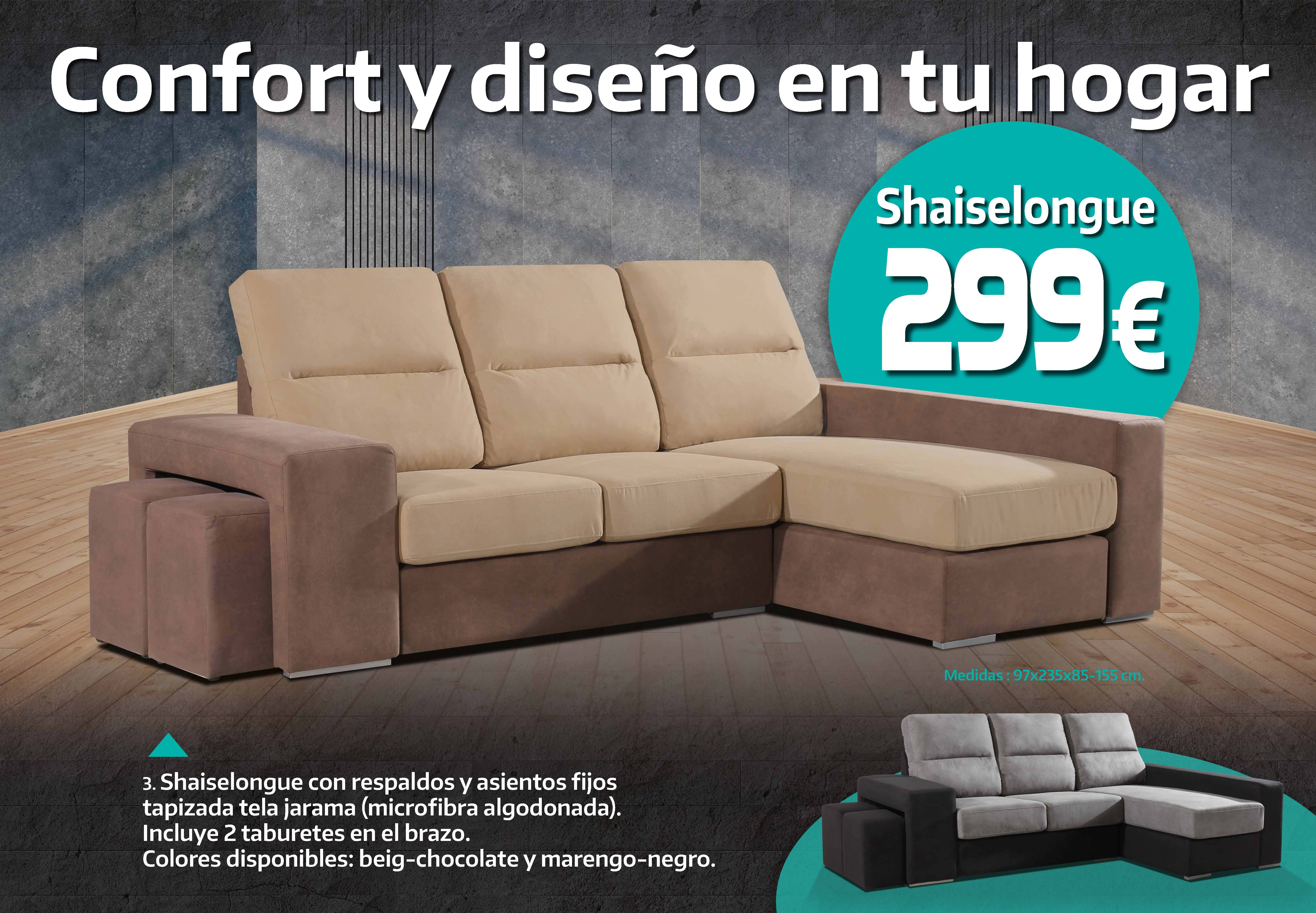Cartel confort p gina 2 muebles miguel for Muebles miguel